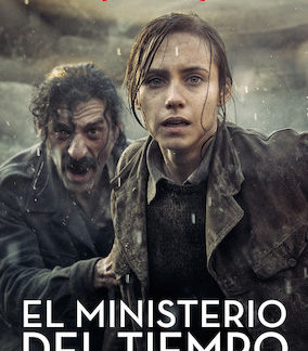 The Ministry of Time Season 1 DVD