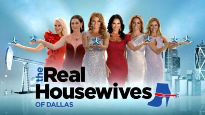 The Real Housewives of Dallas Seasons 1 and 2 DVD