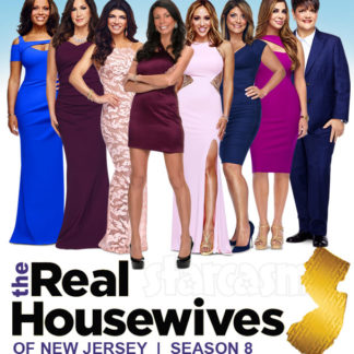 The Real Housewives of New Jersey Season 8 DVD