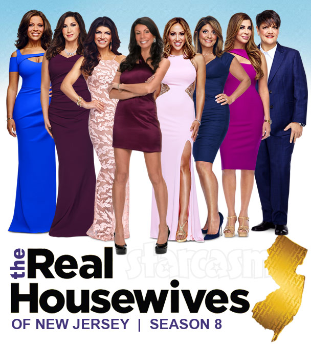 The Real Housewives of New Jersey Season 8 with Finale