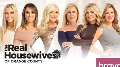 The Real Housewives of Orange County Season 13 DVD
