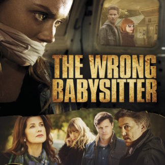 The Wrong Babysitter DVD