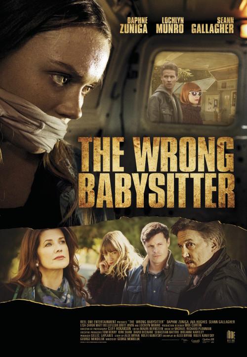 The Wrong Babysitter (2017) starring Daphne Zuniga, Britt Irvin