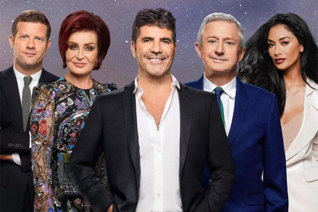 The X Factor UK (2017) Season 14 Complete on DVD