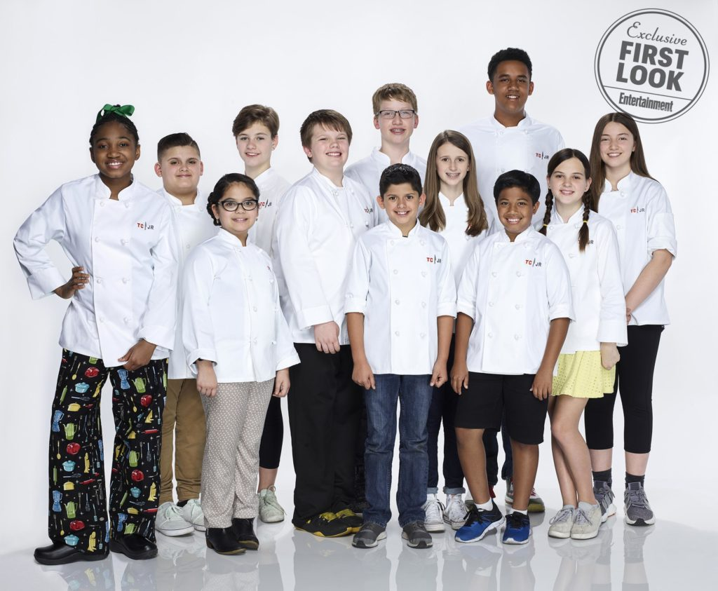 Top Chef Junior Season 2 (2019) with All Episodes