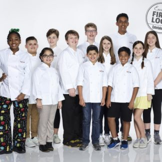 Top Chef Junior - Season 2 DVD