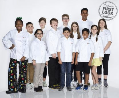 Top Chef Junior - Season 2 DVD