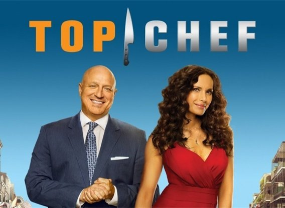 Top Chef USA Seasons 1, 2, 3, 4, 5 and 6 on DVD