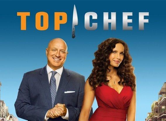 Top Chef USA Seasons 1, 2, 3, 4, 5 and 6 on DVD