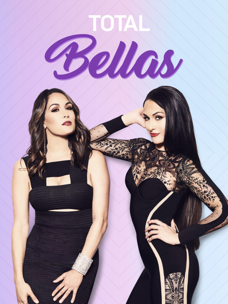 Total Bellas Complete Seasons 1, 2 and 3 on DVD