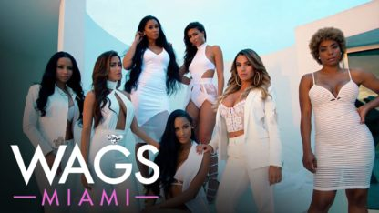 WAGS Miami DVD