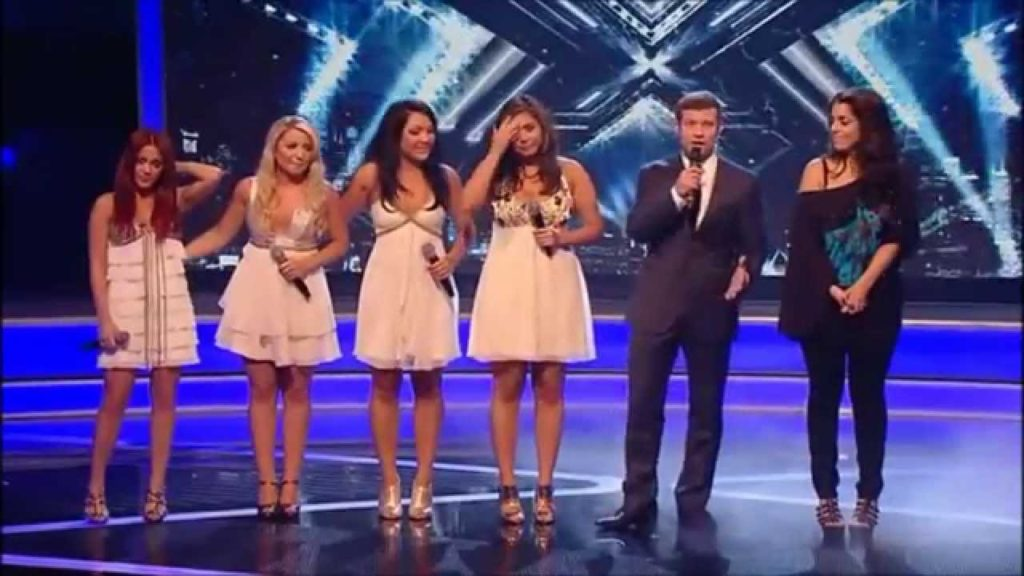 The X Factor UK Season 5 (2008) with Finale