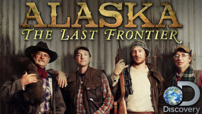 Alaska The Last Frontier Season 8 DVD
