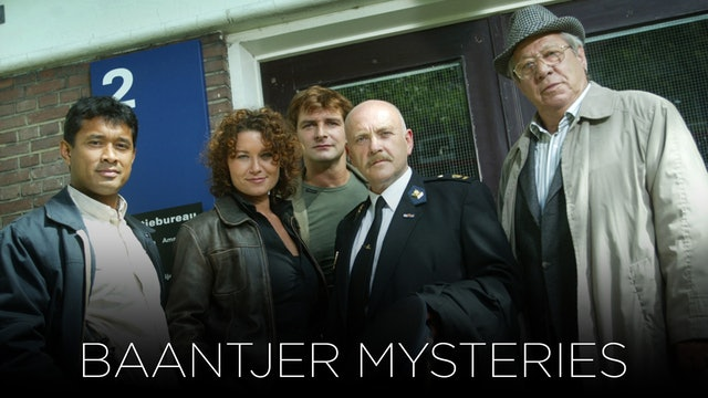 Baantjer Mysteries Season 3 with English Subtitles