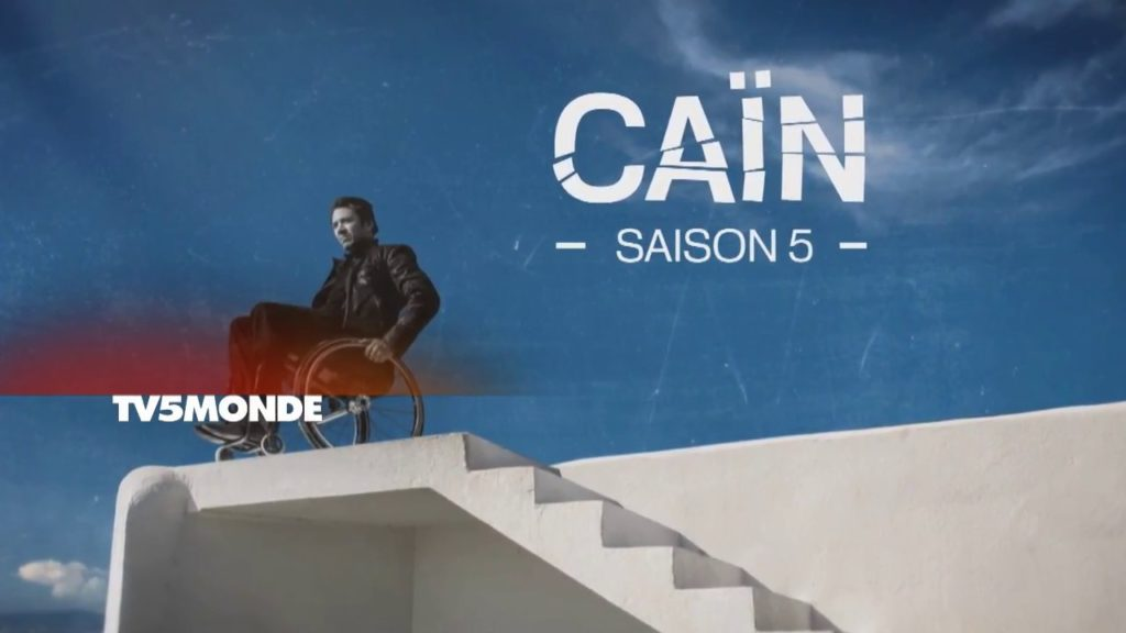 Cain Season 5 with English Subtitles on DVD
