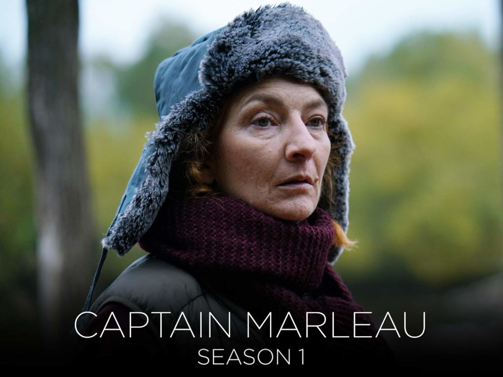 Captain Marleau Season 1 with Eng. Subtitles