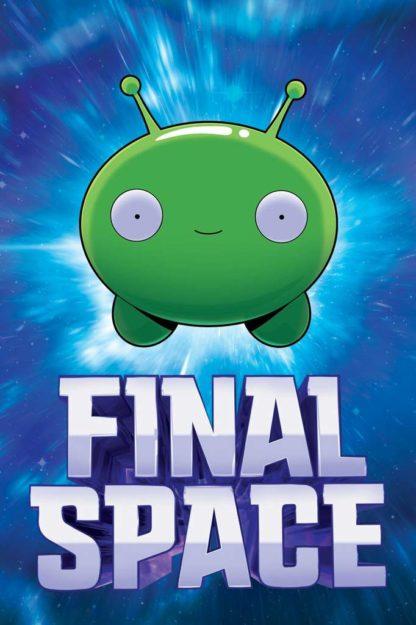 Final Space 2018 DVD