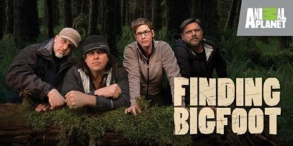 Finding Bigfoot Seasons 7, 8 and 9 DVD