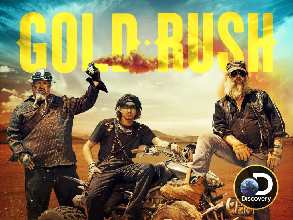 Gold Rush Seasons 8 and 9 Complete 56 Episodes