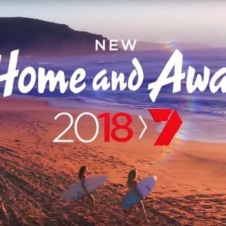 Home and Away 2018 Full Year DVD