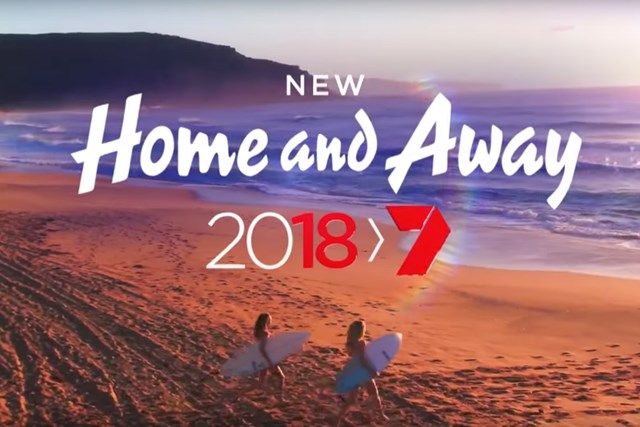 Home and Away All Episodes from 2018 Full Year on DVD