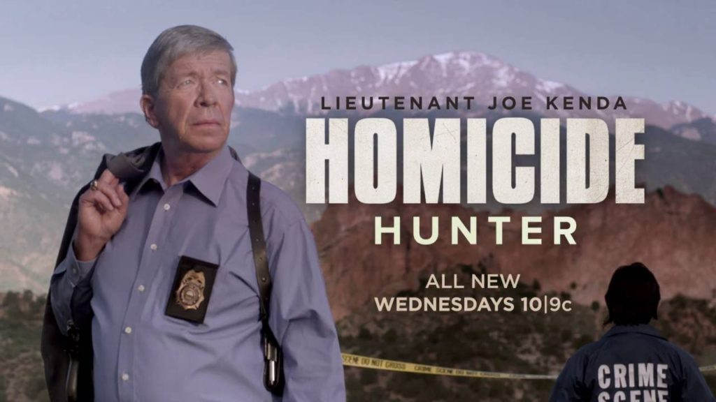 Homicide Hunter – Lt. Joe Kenda Complete Season 8 (2019) on DVD