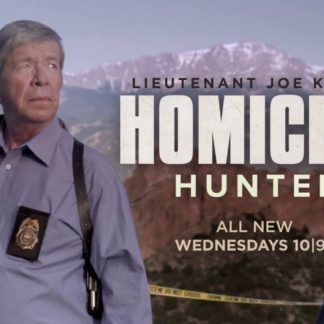 Homicide Hunter Season 8 DVD