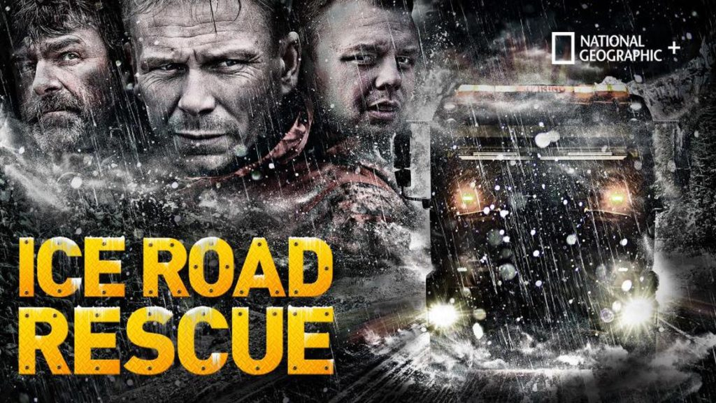 Ice Road Rescue Season 1 All 10 Episodes on DVD