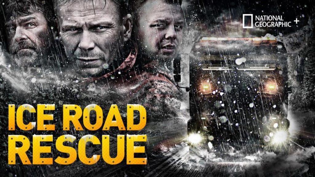 Ice Road Rescue Season 1 All 10 Episodes on DVD