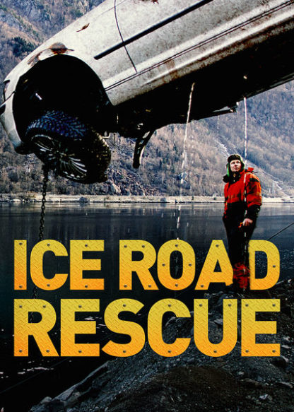 Ice Road Rescue Season 3 DVD