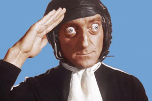 It's Marty starring Marty Feldman on DVD