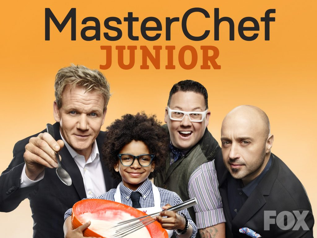 MasterChef Junior USA Seasons 1 and 2 on DVD