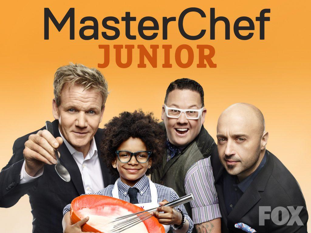 MasterChef Junior USA Seasons 1 and 2 on DVD