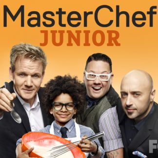 MasterChef Junior Seasons 1 and 2 DVD