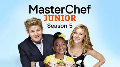 MasterChef Junior Season 5 DVD