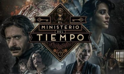 Ministry of Time Season 2 DVD