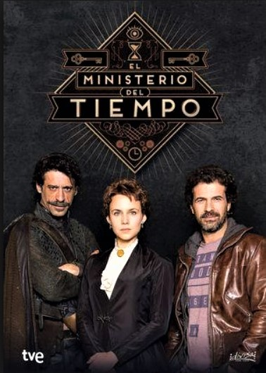 Ministry of Time Season 3 DVD