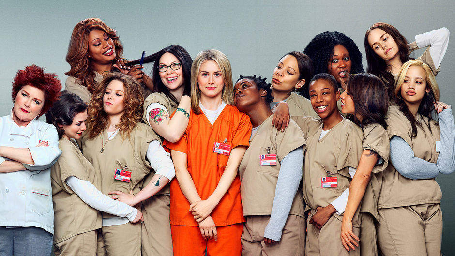 Orange Is the New Black Complete Seasons 1, 2 and 3