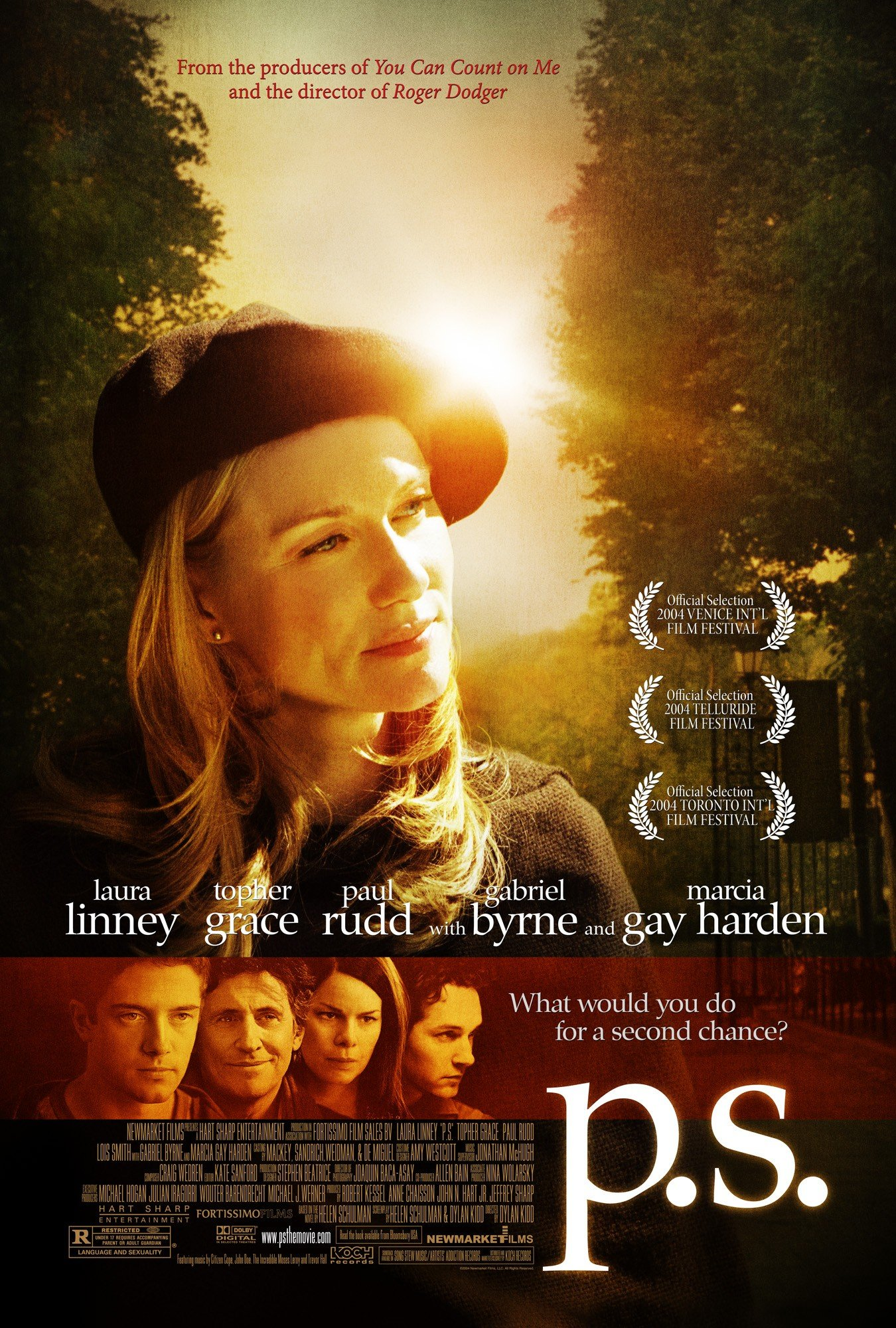 P.S. the Movie Poster