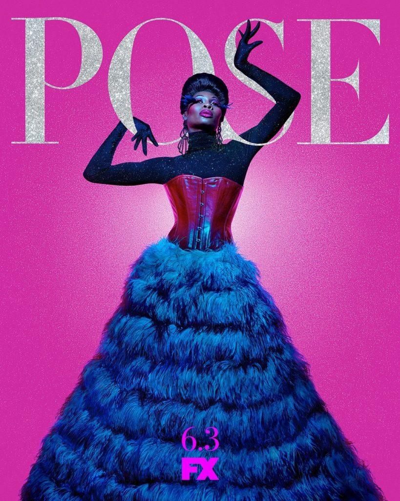 Pose Complete Season 1 (2018) on DVD