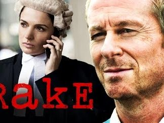 Rake Complete 4 Seasons on DVD
