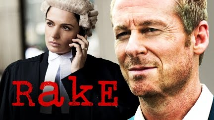 Rake (Australian Series) Complete Seasons 1, 2, 3 and 4