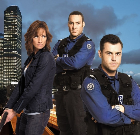 Rush (Australian Series) Complete 4 Seasons with Finale