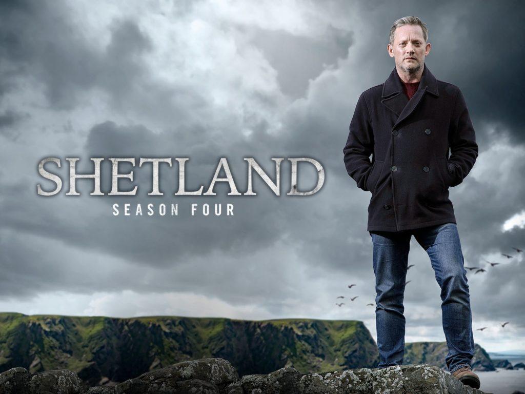 Shetland Season 4 (Complete) on DVD