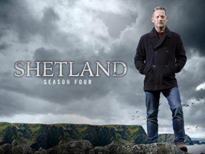 Shetland Season 4 DVD