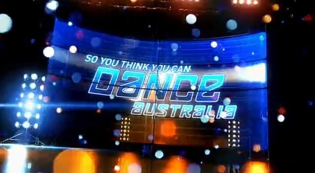 So You Think You Can Dance Australia Season 2 SYTYCD