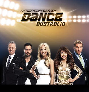 So You Think You Can Dance Australia DVD