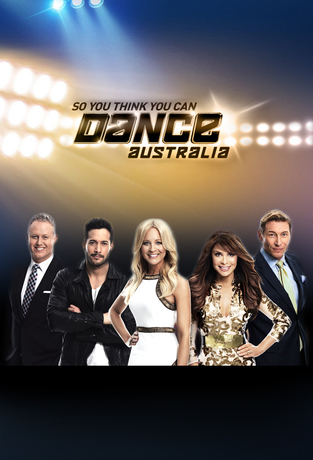 So You Think You Can Dance SYTYCD Australia Season 1