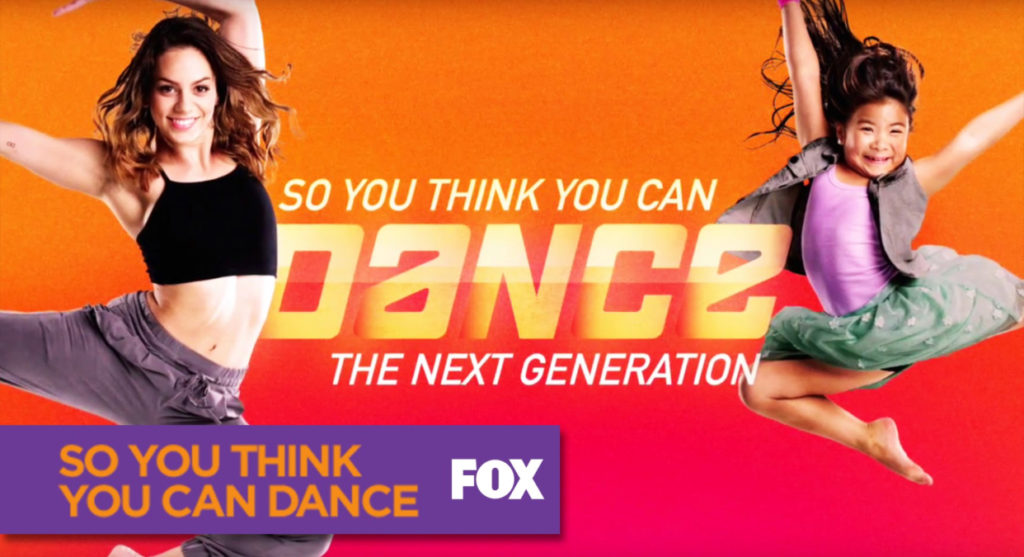 So You Think You Can Dance Season 13 (Next Generation) Complete