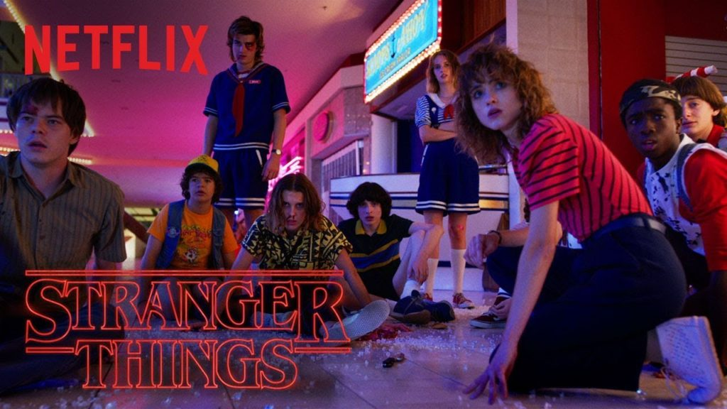 Stranger Things Season 3 (2019) Complete